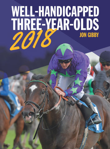Well-Handicapped Three-Year-Olds 2018 by Jon Gibby