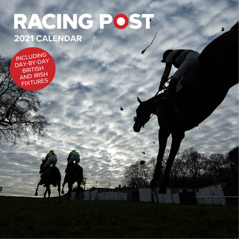 Racing Post Wall Calendar 2021