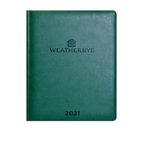 Weatherbys Desk Diary 2021 **Pre-order now**