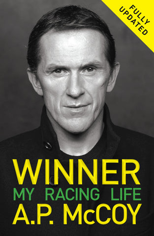 Winner: My Racing Life <br/>by A.P. McCoy in paperback