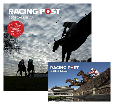 Racing Post Calendar Collection 2021