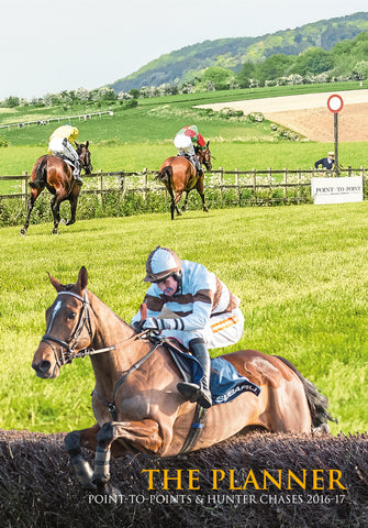 <b>The Planner: Point-to-Point & Hunter Chases 2016-17</b>