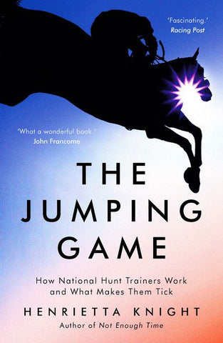 The Jumping Game by Henrietta Knight in paperback