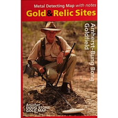 VIC - Gold & Relic Sites - Metal Detecting Maps - Region: Amherst-Bung Bong For Prospectors by Doug Stone