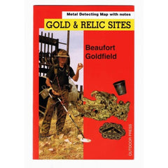 VIC - Gold & Relic Sites - Metal Detecting Maps - Region: Beaufort for Prospecting by Doug Stone