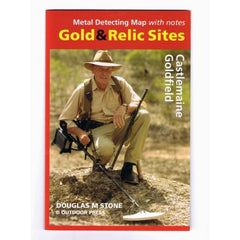 VIC - Gold & Relic Sites - Metal Detecting Maps - Region: Castlemaine for Prospecting by Doug Stone
