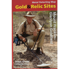 VIC - Gold & Relic Sites - Metal Detecting Maps - Region: Mt Franklin-Glenlyon for Prospecting by Doug Stone