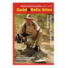 VIC - Gold & Relic Sites - Metal Detecting Maps - Region: Inglewood-Kingower for Prospecting by Doug Stone