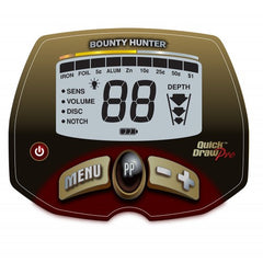 Bounty Hunter Quick Draw Pro Metal Gold Treasure Detector  *AUSTRALIAN WARRANTY*