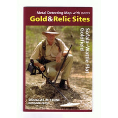NSW - Gold & Relic Sites - Metal Detecting Maps - Region: Sofala-Wattle Flat for Prospecting by Doug Stone