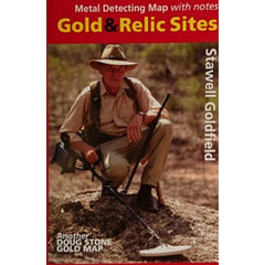 VIC - Gold & Relic Sites - Metal Detecting Maps - Region: Stawell for Prospectors by Doug Stone
