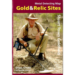 NSW - Gold & Relic Sites - Metal Detecting Maps - Region: Stuart Town for Prospecting by Doug Stone