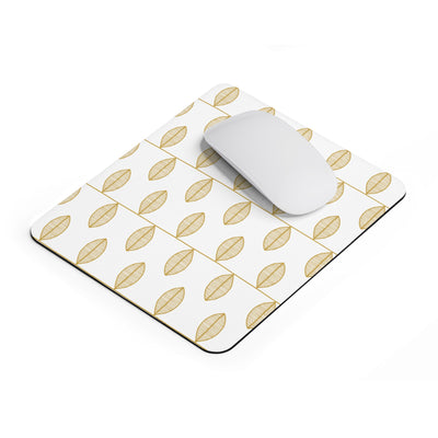 Leaves On Twig Mousepad - Design Prints