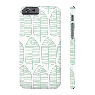 Leafy Phone Cases - Design Prints