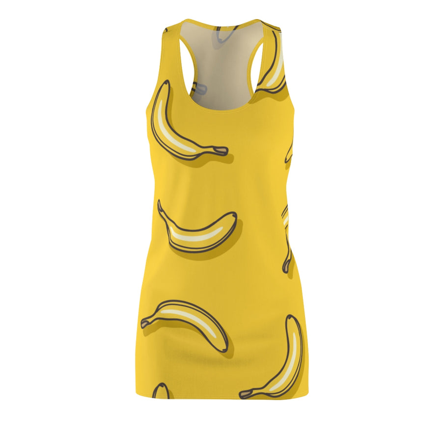 Banana Racerback Dress - Design Prints