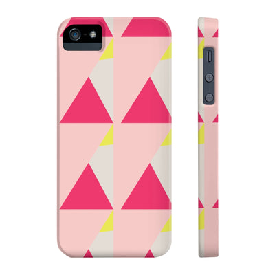 Half & Half Phone Cases - Design Prints