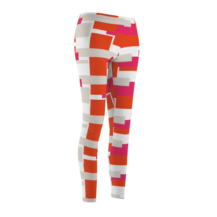 Tetris Casual Leggings