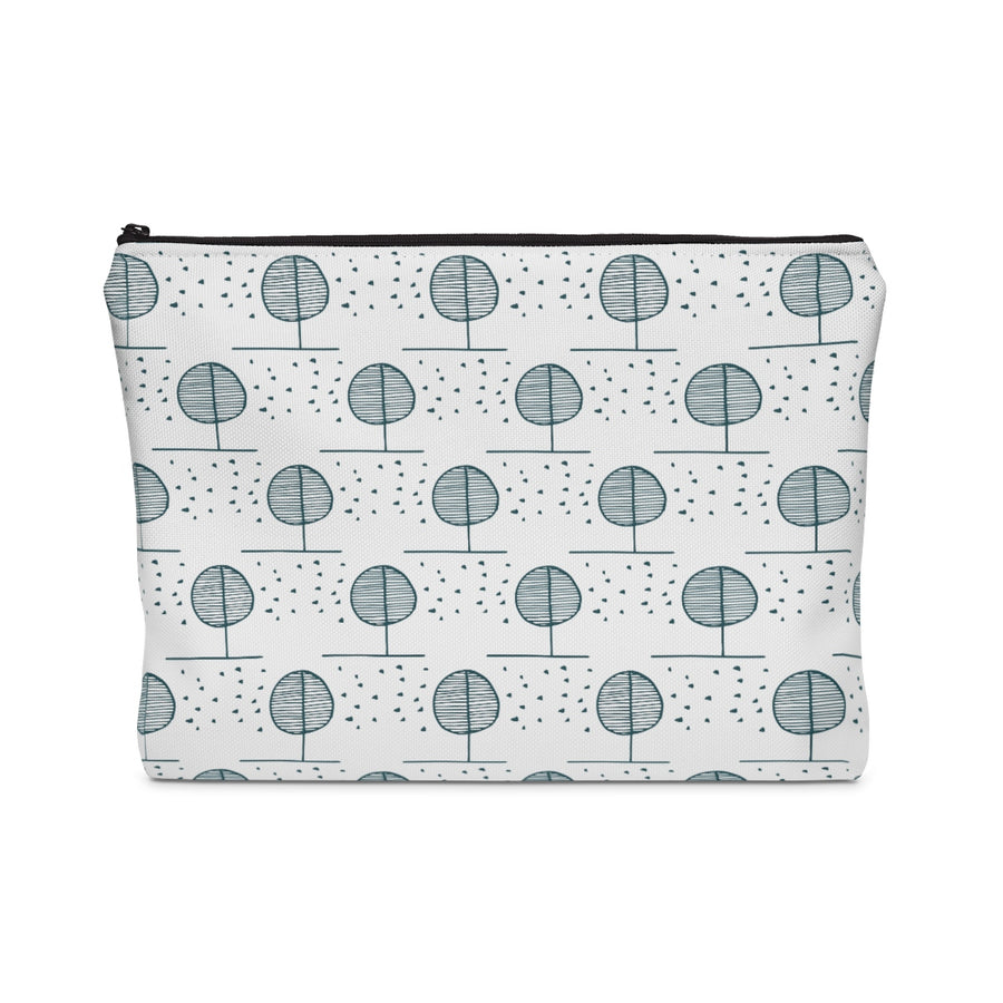 Poppy Forest Carry All Pouch - Design Prints