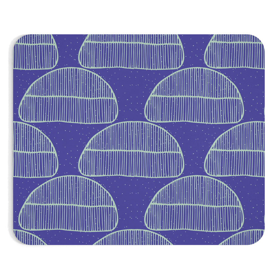 Cool Blues Mousepad - Design Prints
