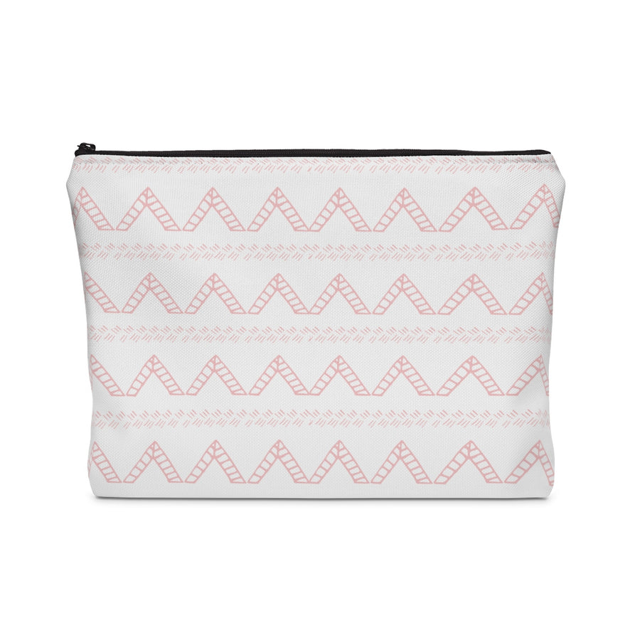 Blush Tent Carry All Pouch