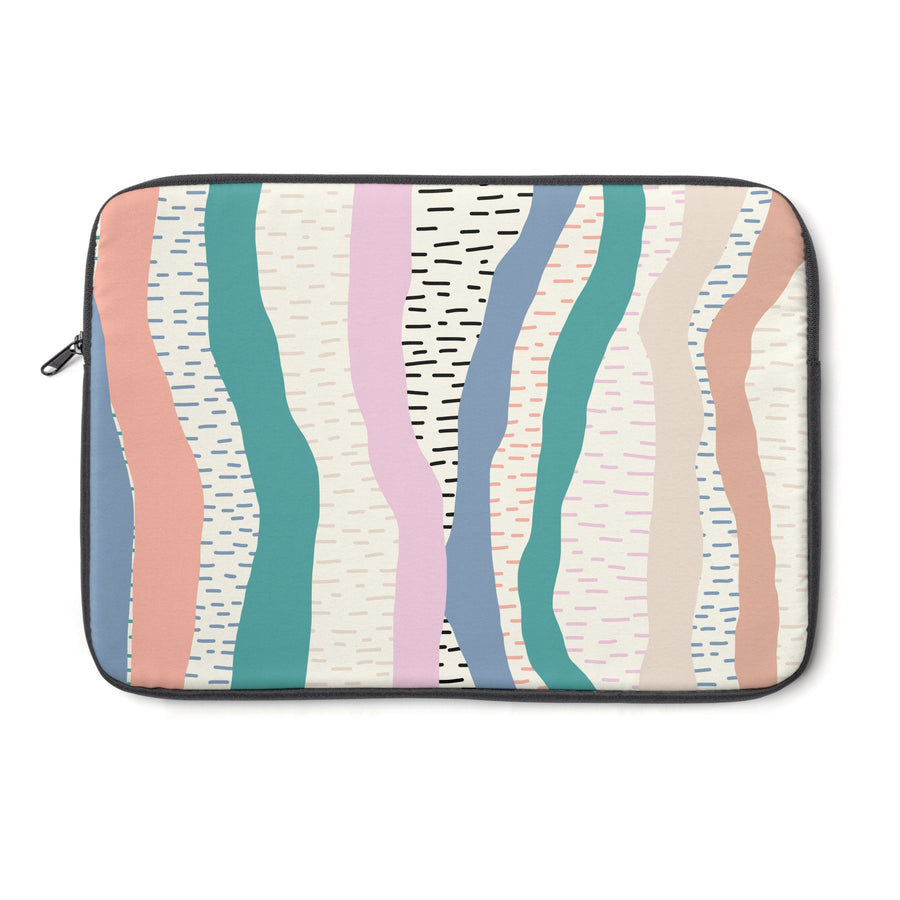Prismatic Rain Laptop Sleeve