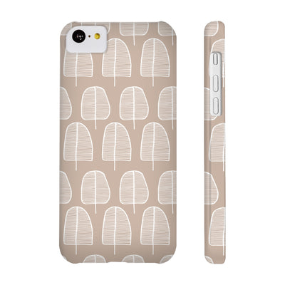 Brown Forest Phone Cases - Design Prints