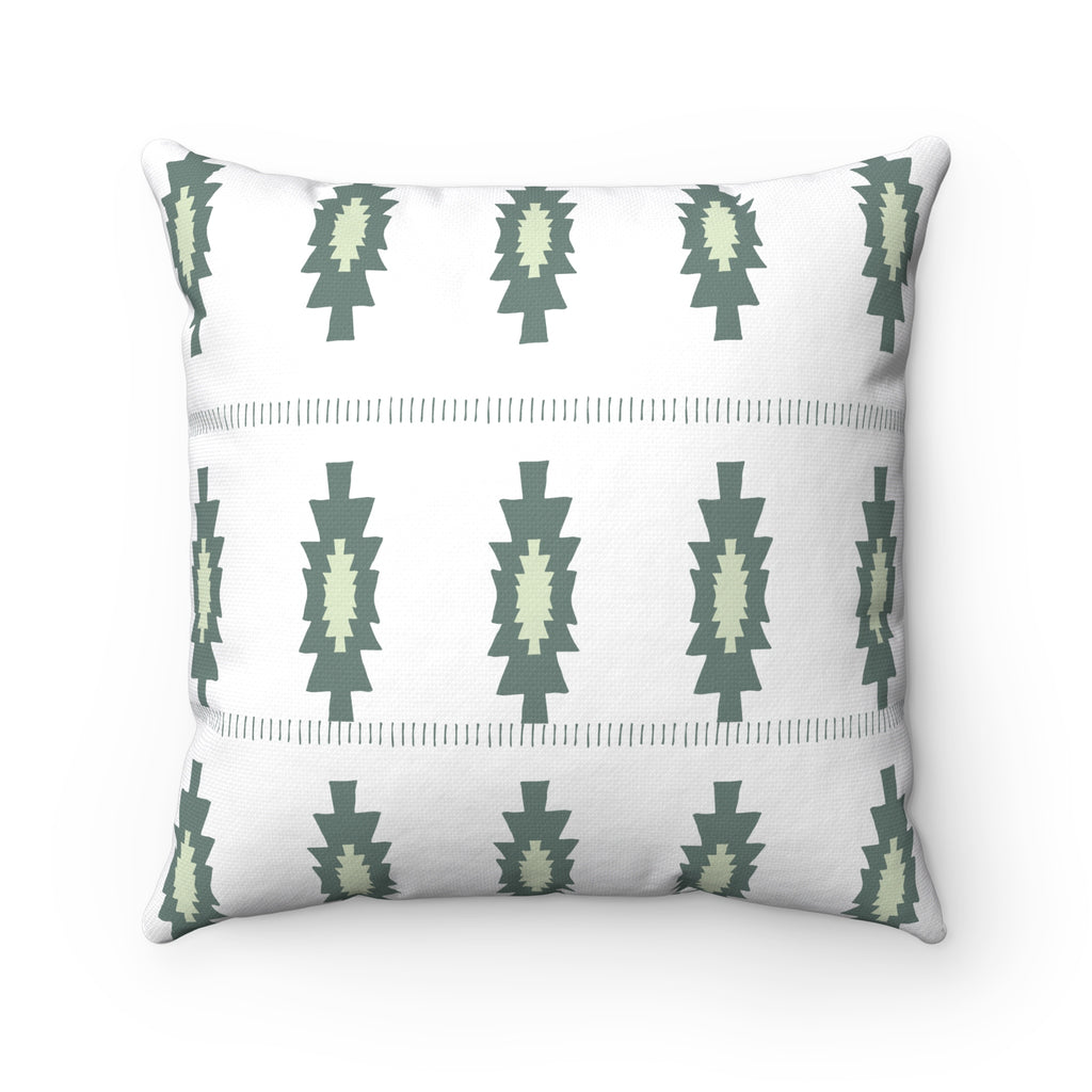 Pickle Pattern Square Pillow