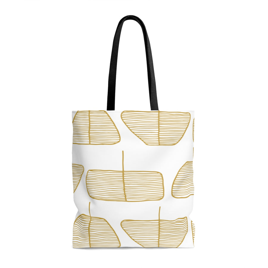 Cute Trees AOP Tote Bag