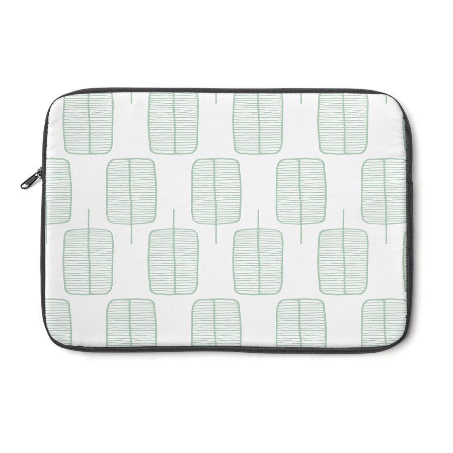 Calm Trees Laptop Sleeve