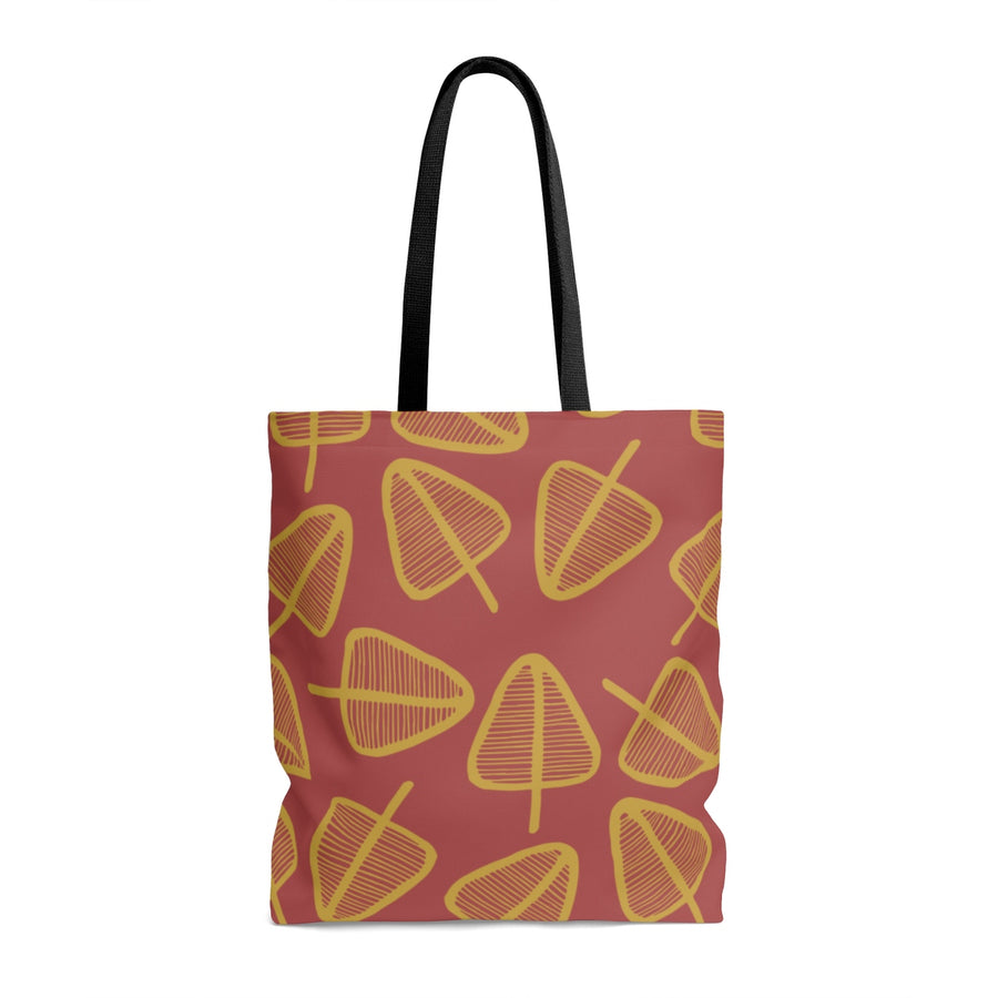 Cone Trees AOP Tote Bag
