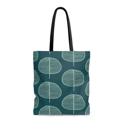 Oval Garden AOP Tote Bag - Design Prints