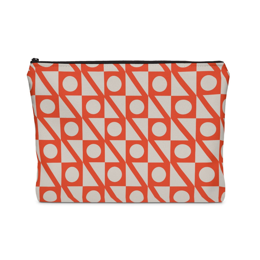 Hollowed Quad Carry All Pouch - Design Prints