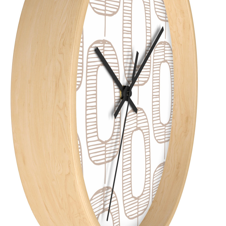 Hollowed Trees Wall clock