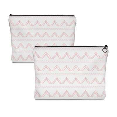 Blush Tent Carry All Pouch - Design Prints