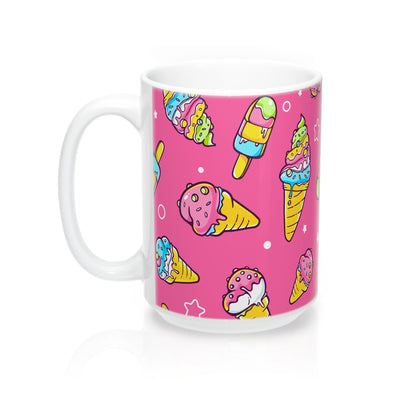 Ice Cream Mug - Design Prints