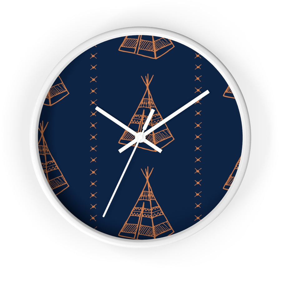 Oxford Tent Wall clock