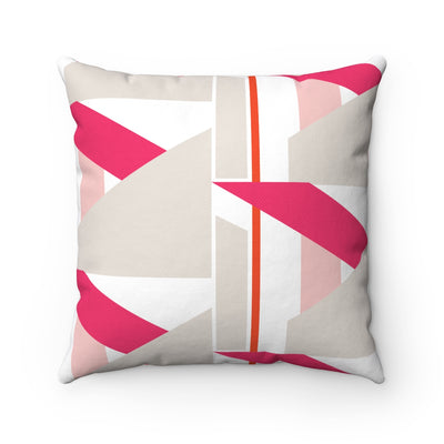 45 Degrees Square Pillow - Design Prints