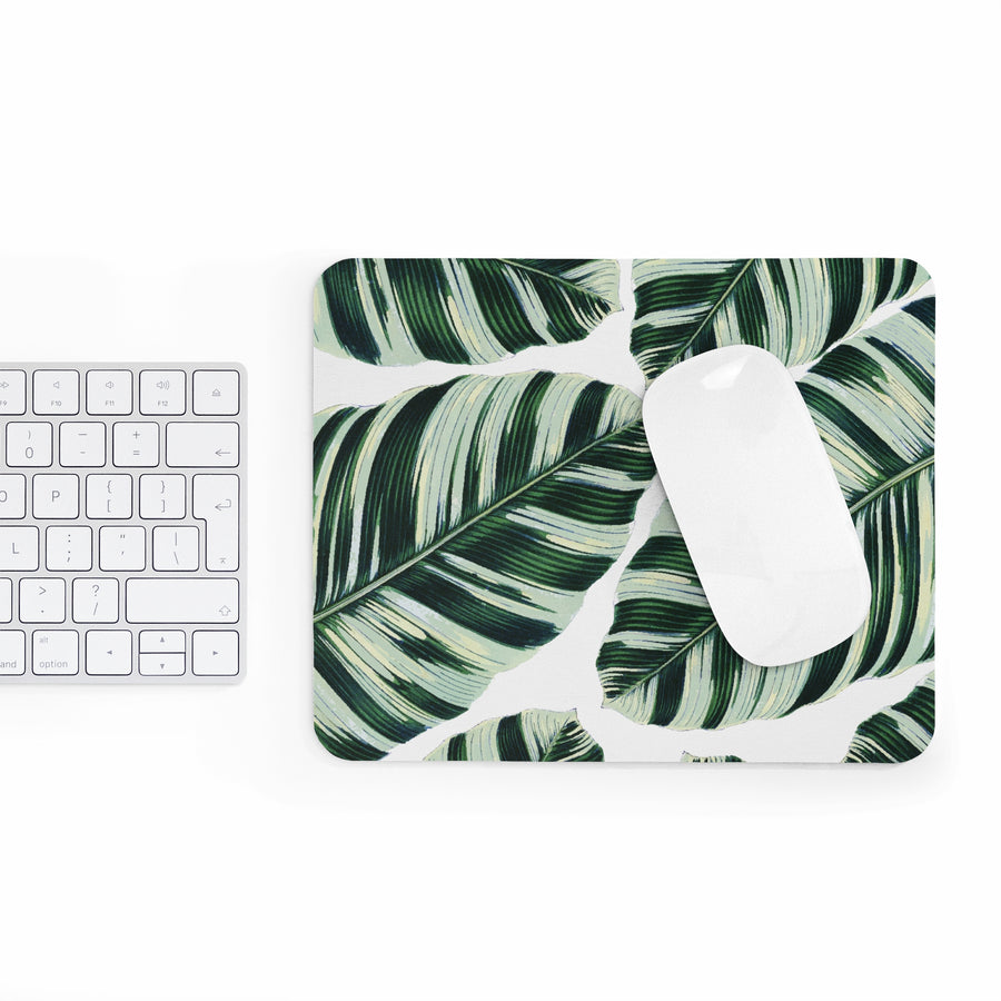 Palm Leaf Mousepad