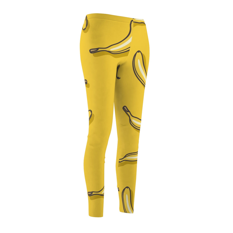 Banana Casual Leggings - Design Prints