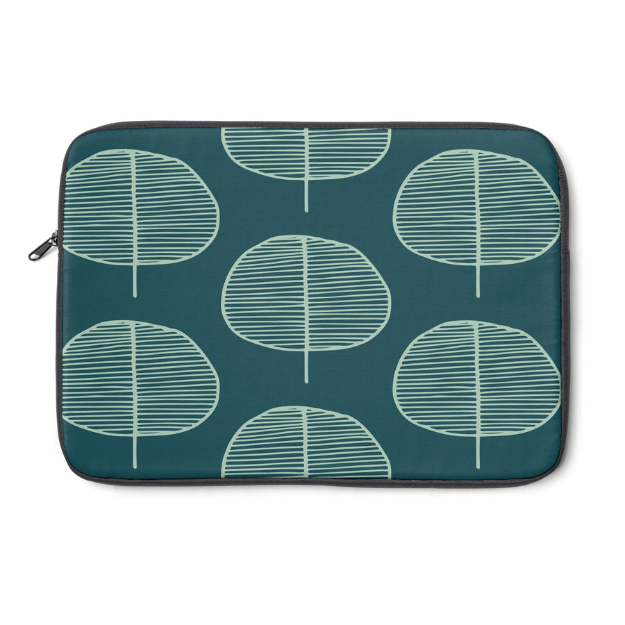 Oval Garden Laptop Sleeve