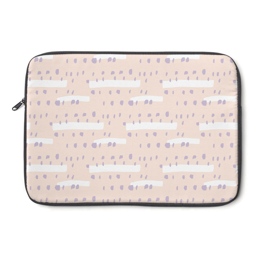 Purple Rain Laptop Sleeve - Design Prints