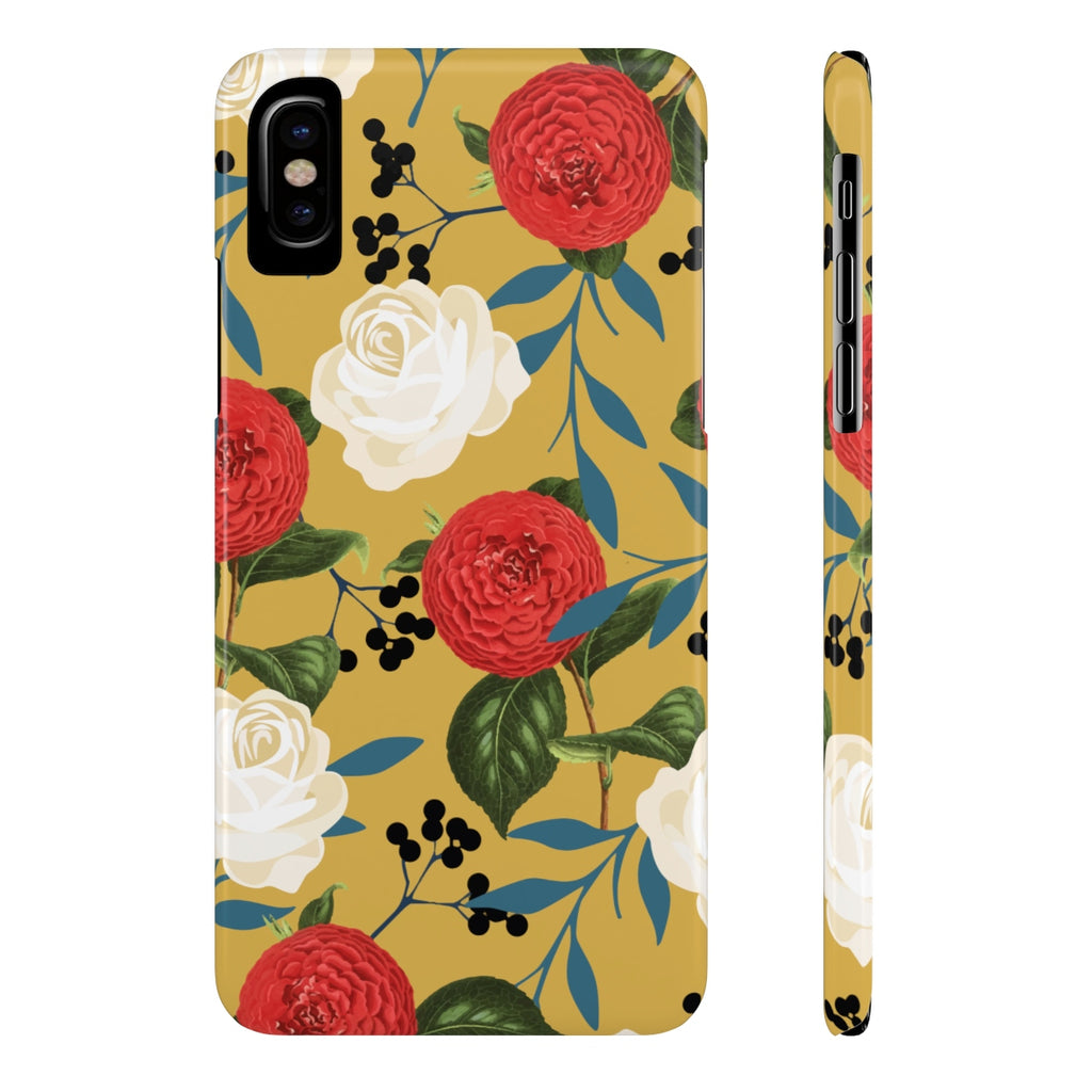 Floral Obsession Phone Cases