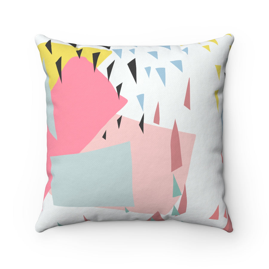 HIGH UP IN THE SKY Square Pillow