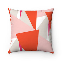 Stiletto Spun Polyester Square Pillow Case