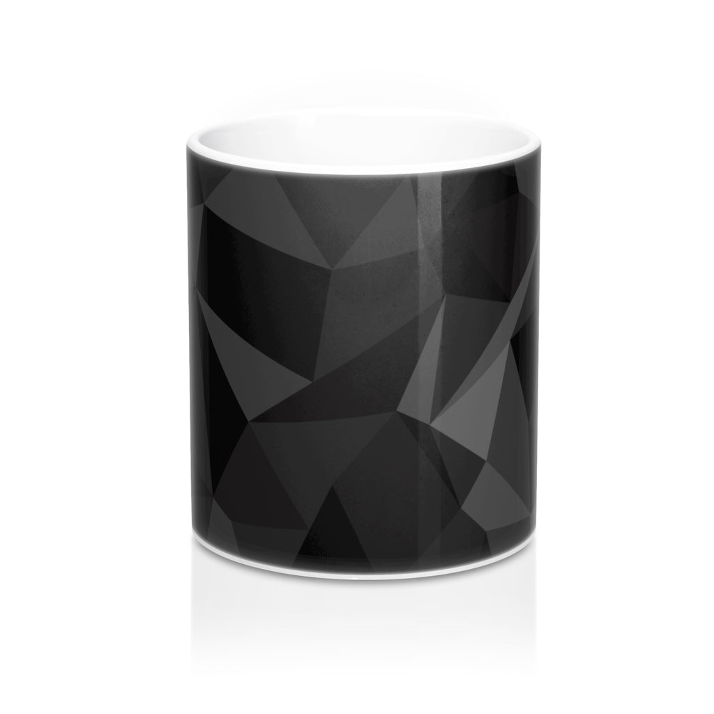Black Chrome Mug
