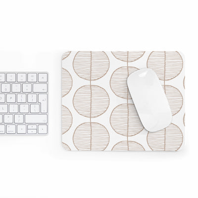 Rounded Trees Mousepad