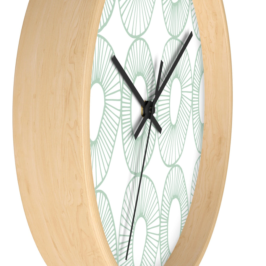 Just Like Kiwi Wall clock