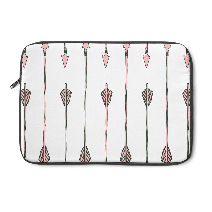 Arrow My Heart Too Laptop Sleeve