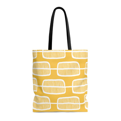 Orange Forest AOP Tote Bag - Design Prints