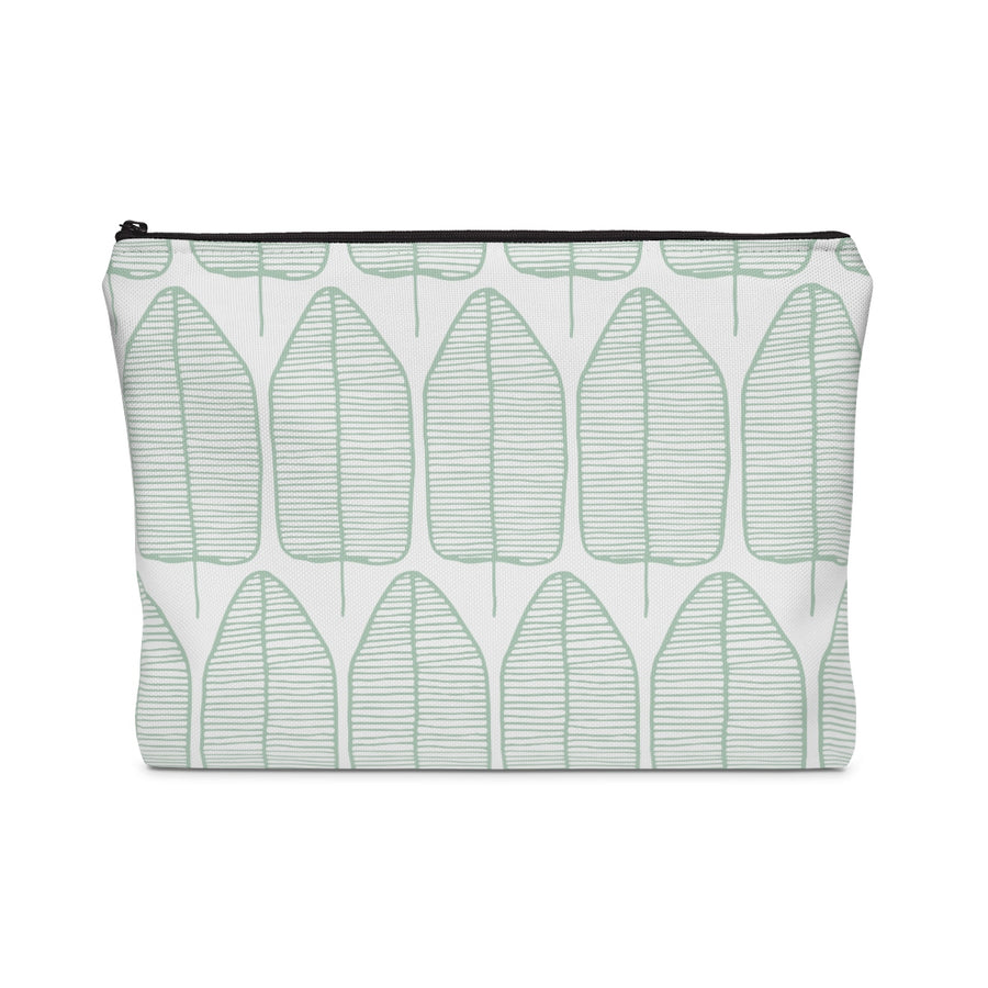 Leafy Carry All Pouch - Design Prints